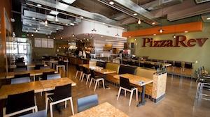 Pizza Rev - Camarillo, CA - Restaurant Construction by Ventura CA Commercial General Contractor H.W. Holmes, Inc.