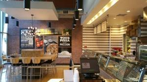 Ventura Commercial General Contractors - Pizza Rev, Restaurant Construction