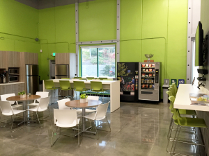 Giant Bicycles Office Remodel