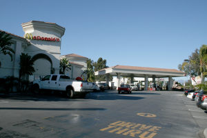 76 Gas Station in Oxnard, CA built by H.W. Holmes, Inc - a Commercial General Contractor in Ventura