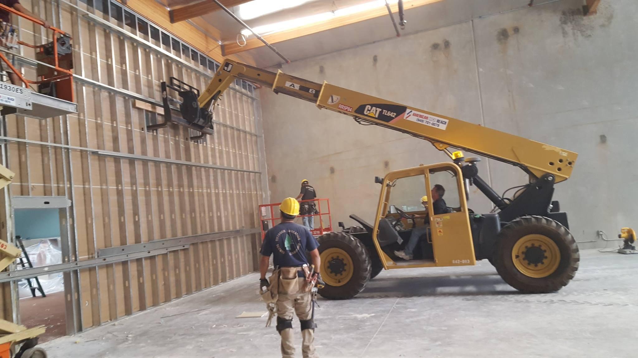 tenant improvement general contractors