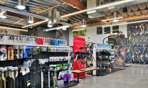 Retail Construction - Newbury Park Bike Shop - Commercial General Contractor Santa Barbara Area