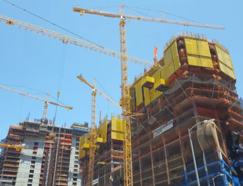 COVID-19's Impact on Commercial Construction Moving into 2021