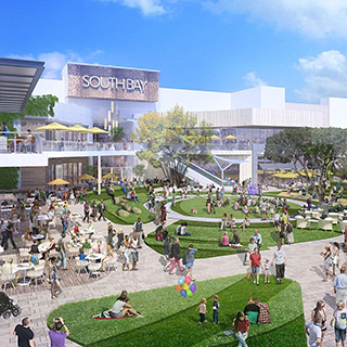 South Bay Galleria Mall Redevelopment