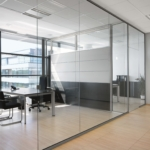 Glass Office Walls and Doors in Office Remodels