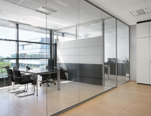 Why the See-Through Workplace is all the Rage in Office Remodels