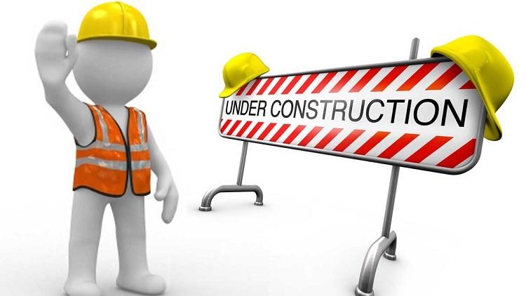 Commercial construction delays