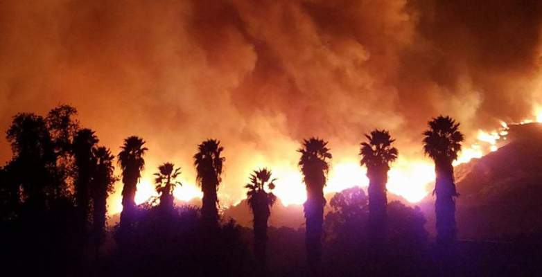 Insurance during California Wildfires