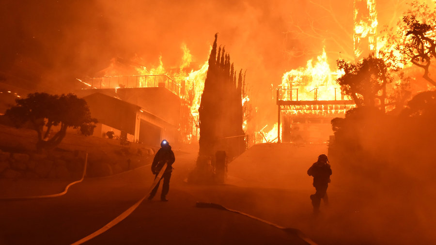 3 Things to Consider When Rebuilding After a Wildfire - HW Holmes, Inc.