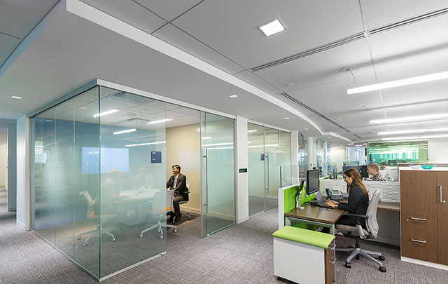 Build an office Custom Made Consider Above The Ceiling Factors In An Office Buildout Hw Holmes Inc Consider Above The Ceiling Factors In An Office Buildout Hw