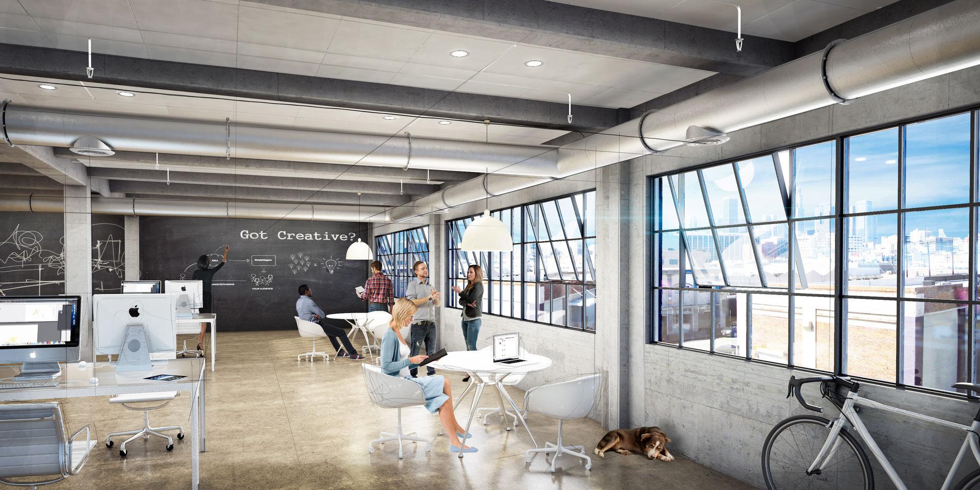 Creative Office Construction - H.W. Holmes, Inc. - Office Tenant Improvements Los Angeles & Ventura