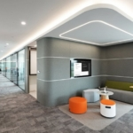 COVID-19 Office Reconfigurations - H.W. Holmes, Inc | Los Angeles CA