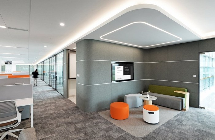 COVID-19 Office Reconfigurations - H.W. Holmes, Inc   Los Angeles CA