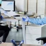 Social Distanced Work Spaces - Los Angeles Office Tenant Improvements HW Holmes, Inc.